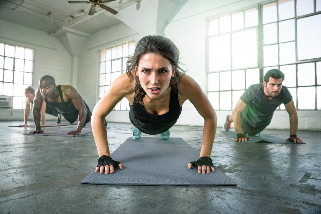 The Scoop on Exercise: Get to Work